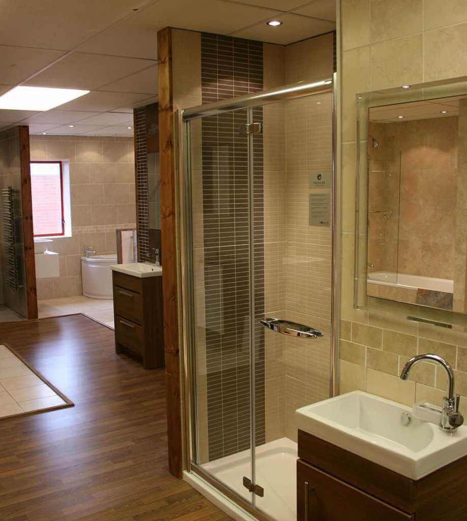 Bathroom showroom in scunthorpe quality bathrooms of for Quality bathrooms